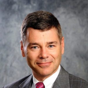 Professional photograph of Christopher Strang